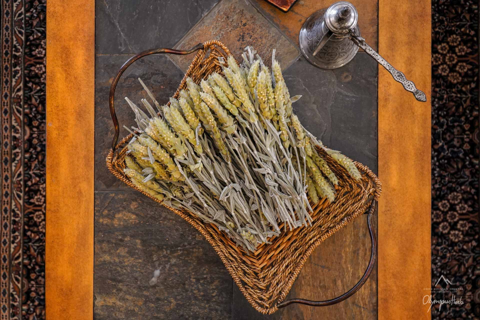 Olympus Herb / Sideritis Scardica herb at the purest form, hand picked and naturally dried.
